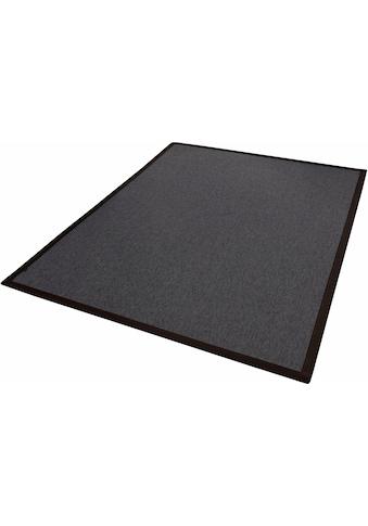 Dekowe Teppich »Naturino Rips«, rechteckig, 7 mm Höhe, Flachgewebe, Sisal-Optik, mit Bordüre, In- und Outdoor geeignet, Wohnzimmer kaufen