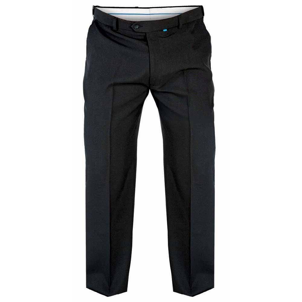 Image of Duke Clothing Bügelfaltenhose »Herren Kingsize Max D555 Hose verstellbarer Bund«