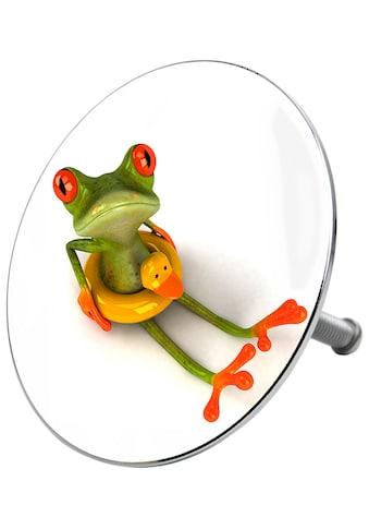 Sanilo Badewannenstöpsel »Froggy«, Ø 7,2 cm kaufen