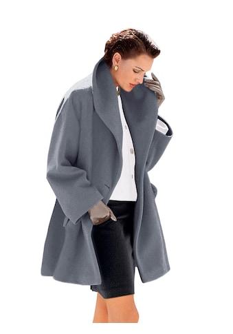 Lady Mantel mit apartem Schalkragen kaufen