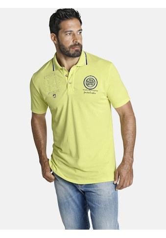 Jan Vanderstorm Poloshirt »HARALDUR« kaufen