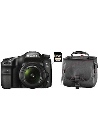 Sony »Alpha ILCA68K« Systemkamera (SAL - 1855, 24,2 MP) kaufen