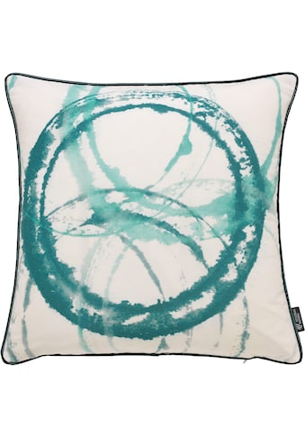 emotion textiles Kissenhülle »Aquarellkreise« kaufen
