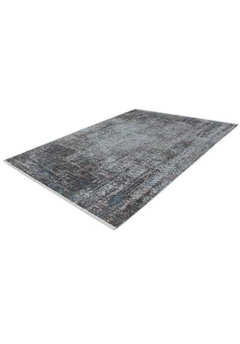 Arte Espina Teppich »Antigua 300«, rechteckig, 8 mm Höhe, Besonders weich durch Microfaser, Wohnzimmer kaufen