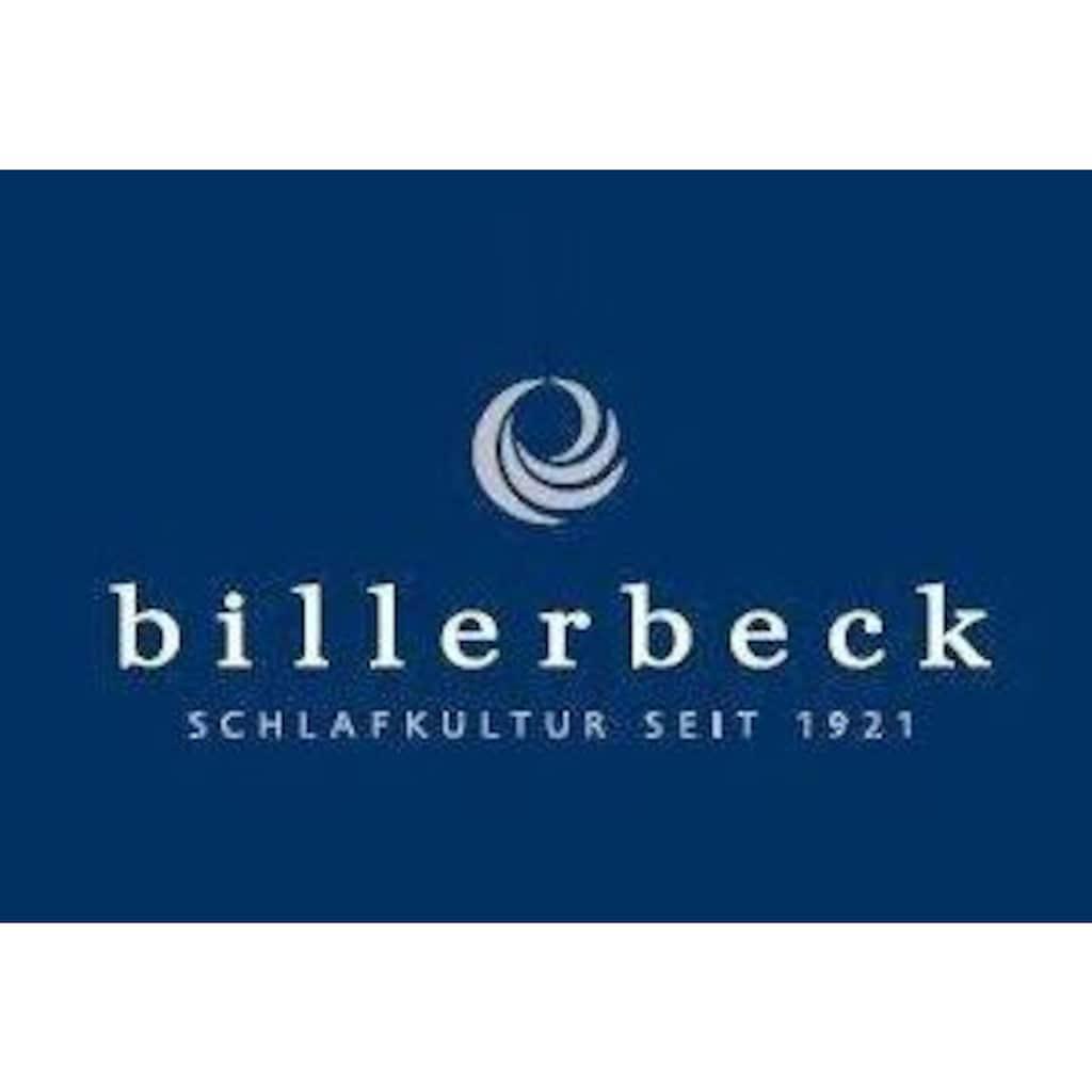 billerbeck 4-Jahreszeitenbett »4-Saisons-Duvet, Billerbeck, »Thea««, Füllung 90% neue, reine, europäische Entendaunen, weiss, 10% Federchen, Bezug 100% Baumwolle, (1 St.)