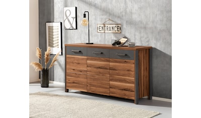 TRENDMANUFAKTUR Sideboard »Bufalo«, Breite 142 cm kaufen