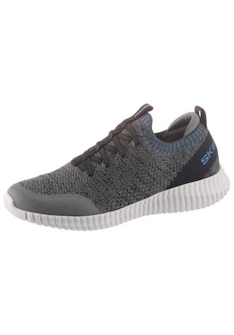 Skechers Slip-On Sneaker »Elite Flex«, mit komfortabler Air-Cooled Memory Foam kaufen