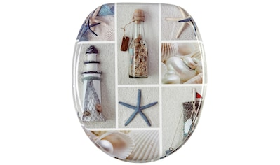 Sanilo WC-Sitz »Meeresbise« kaufen