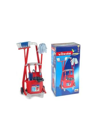 Kinder-Besen »Reinigungs-Spielzeug Besenwagen« kaufen