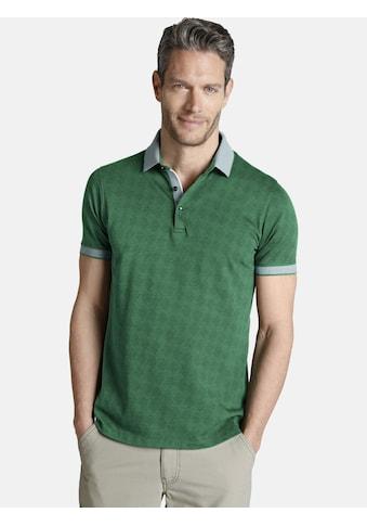 Charles Colby Poloshirt »IVAIN«, sportlicher College-Look kaufen