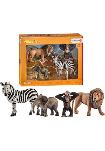 """Schleich® Spielfigur """"Wild Life, Starter Set (42387)"""", (Set) kaufen"""