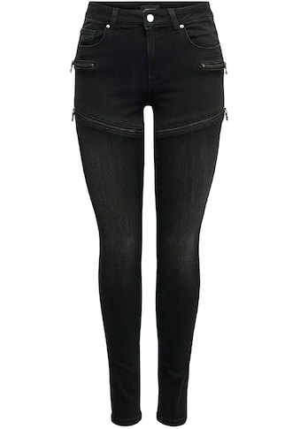 Only Skinny - fit - Jeans »ONLBLACK LIFE« kaufen