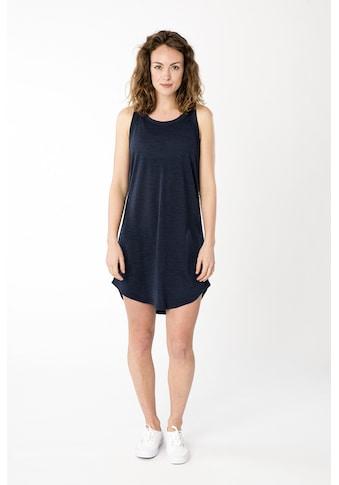SUPER.NATURAL Sommerkleid »W RELAX DRESS«, bequemer Merino-Materialmix kaufen