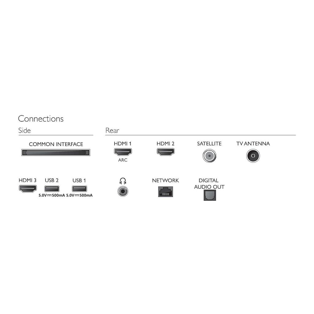 "Philips LCD-LED Fernseher »32PHS6605/12«, 81 cm/32 """