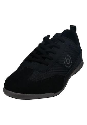 bugatti Sneaker »River Evo«, im Materialmix kaufen