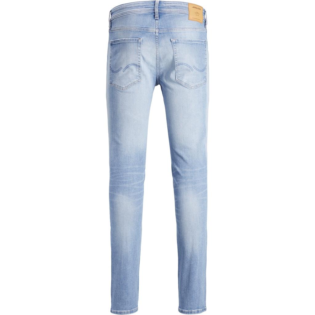 Jack & Jones Skinny-fit-Jeans »LIAM JJORIGINAL«
