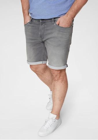 Jack & Jones Jeansshorts »RICK CON SHORTS«, bis Jeans Grösse 48 (grosse Grössen) kaufen