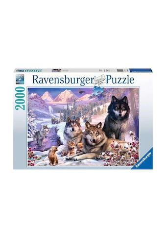 Ravensburger Puzzle »Wölfe im Schnee« kaufen