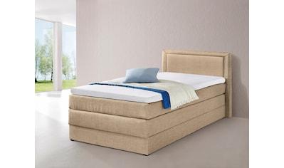 hapo Boxspringbett, mit Bettkasten kaufen