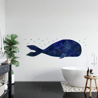 Wall-Art Wandtattoo »Märchenhaft Der Walfisch« (1 Stück ...