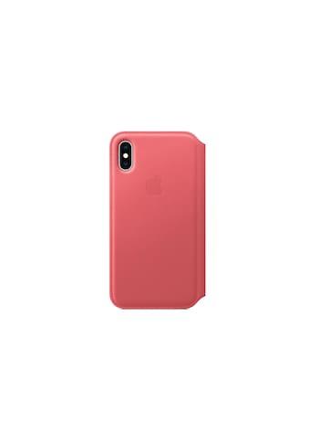 Leather Folio, Apple, » iPhone XS« kaufen