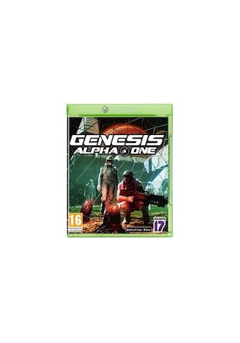 Genesis Alpha One, GAME kaufen