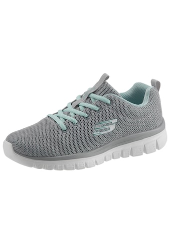Skechers Sneaker »Graceful - Twisted Fortune«, mit Memory Foam kaufen