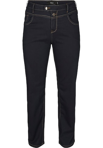 Zizzi Straight - Jeans »Gemma« kaufen