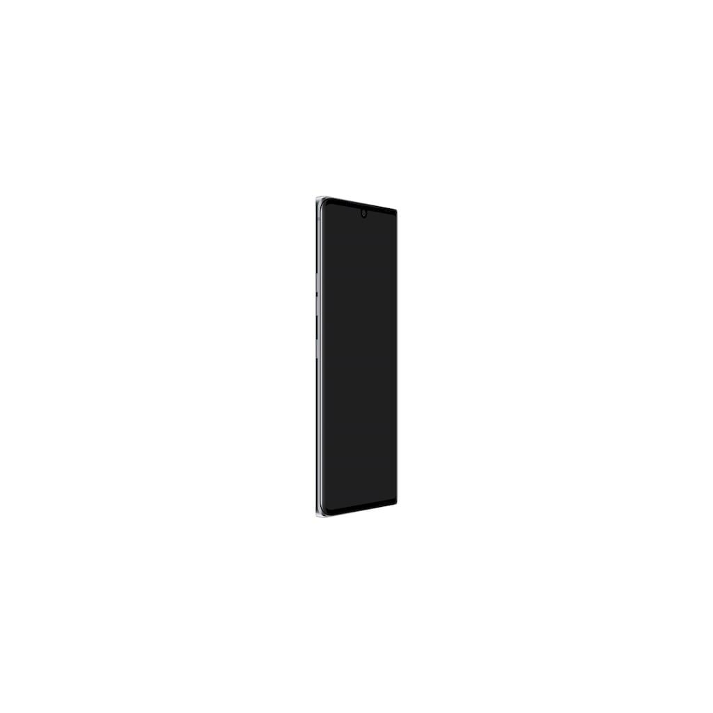 "LG Smartphone »Velvet Grau«, (17,27 cm/6,8 "", 128 GB Speicherplatz, 48 MP Kamera)"