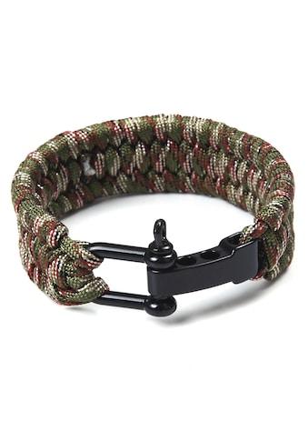 J.Jayz Armband »im modernen Stil, mehrreihig, meliert« kaufen