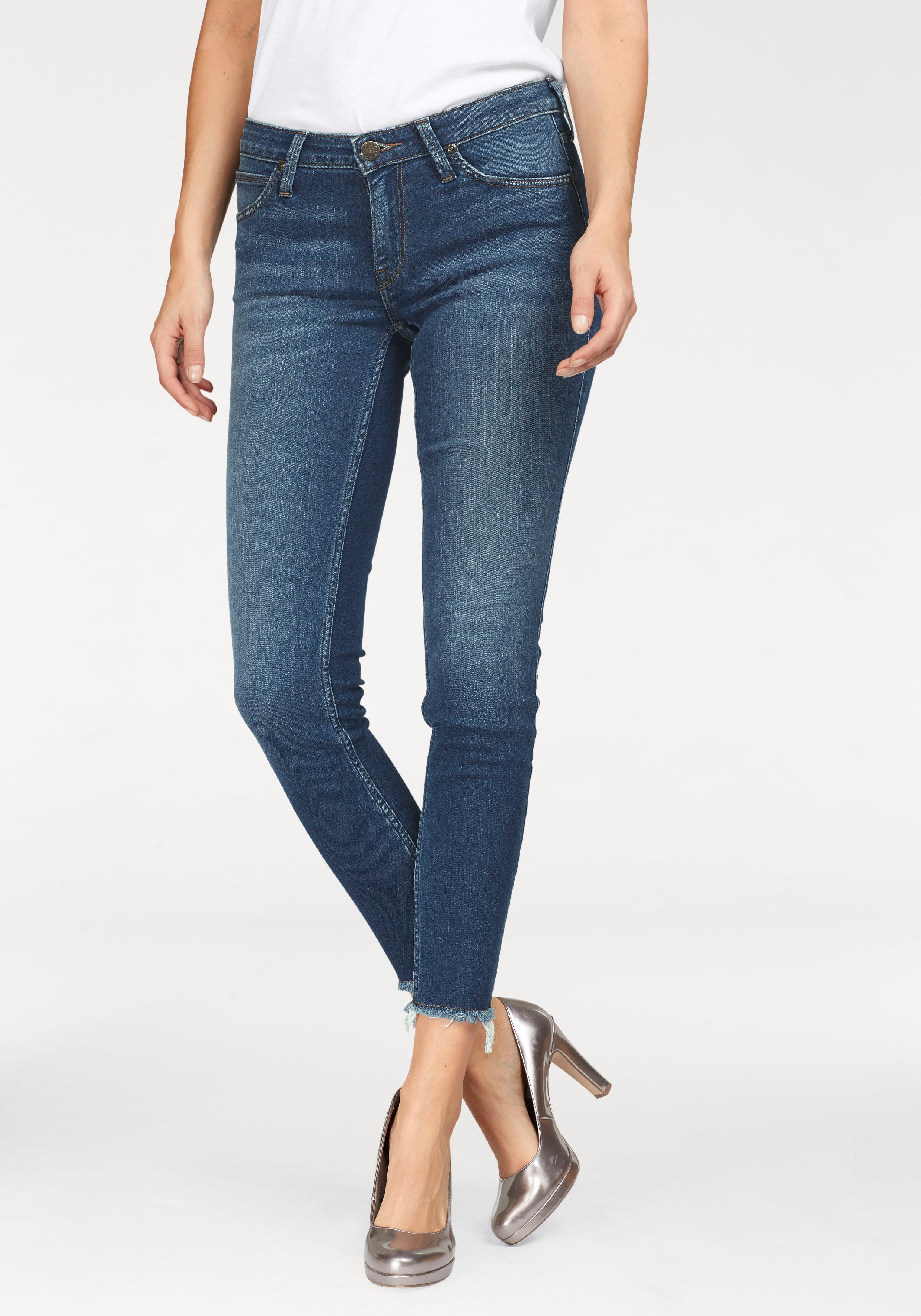 Image of Lee® Destroyed-Jeans »Scarlett«