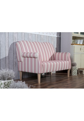 Max Winzer® 2-Sitzer »Juuma«, mit Federkern, im Retrodesign kaufen