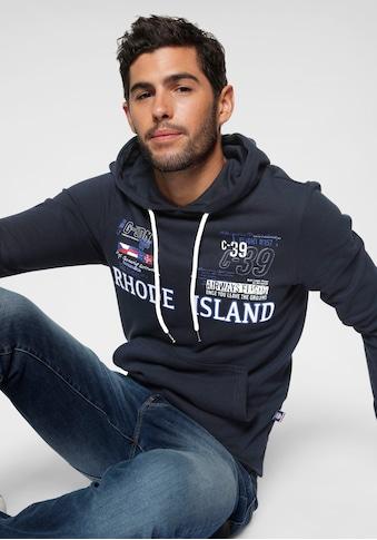 Rhode Island Kapuzensweatshirt kaufen