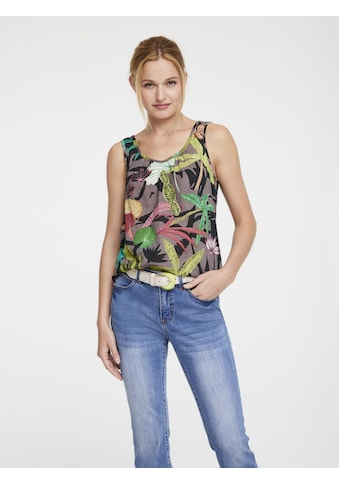 ASHLEY BROOKE by Heine Blusentop, in sommerlichem Druck kaufen