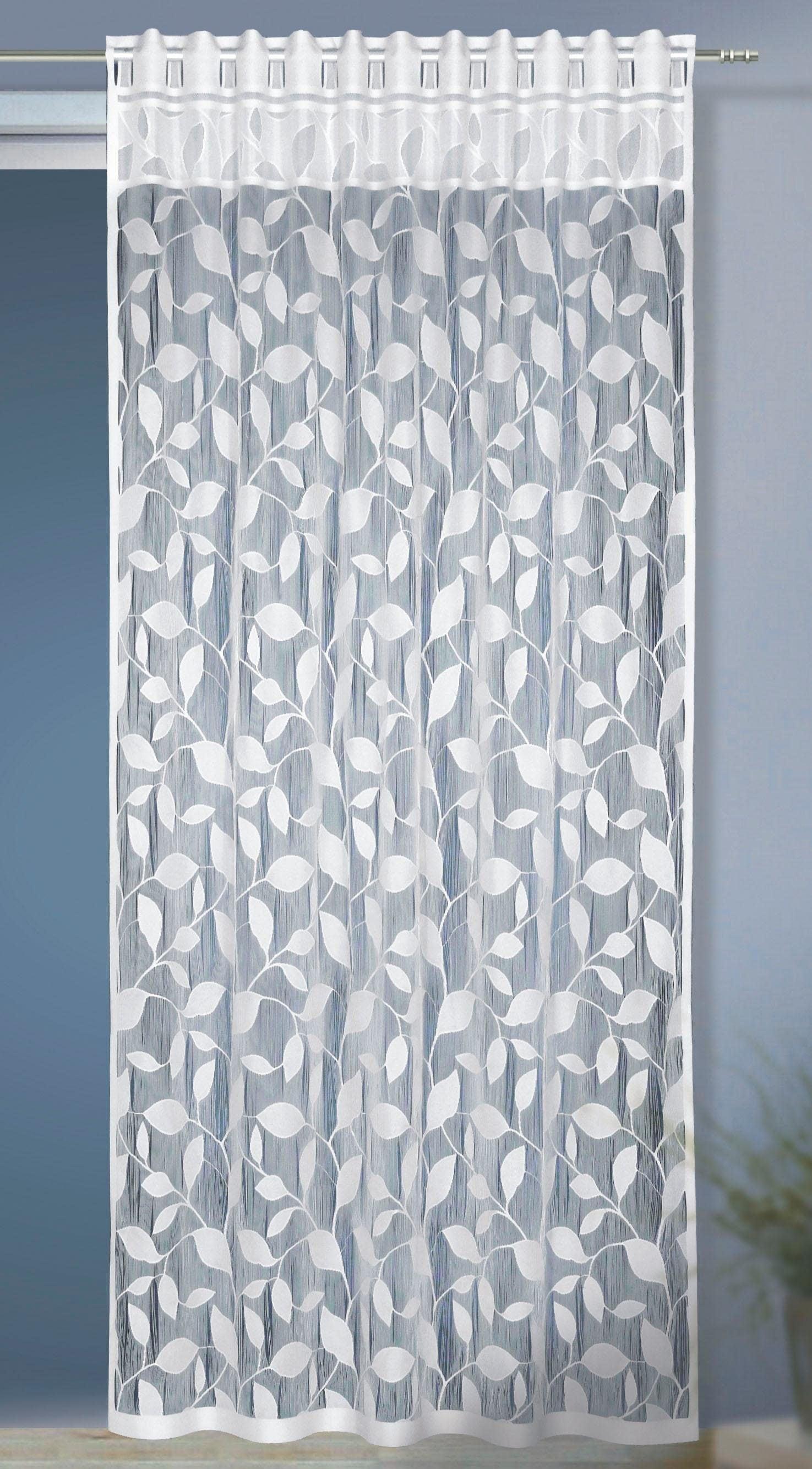 Image of Fadenvorhang, »Kiel«, WILLKOMMEN ZUHAUSE by ALBANI GROUP, Stangendurchzug 1 Stück