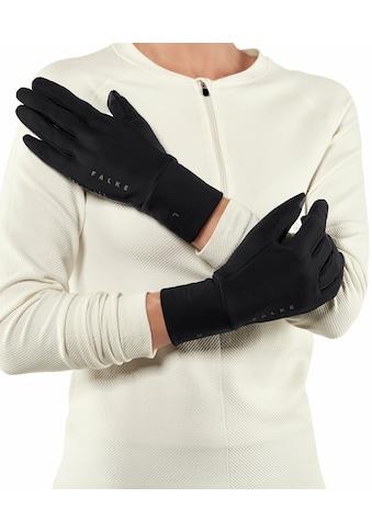 FALKE Multisporthandschuhe »Handschuhe«, Touchscreen-kompatibel kaufen