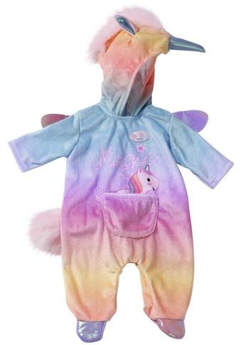 Baby Born Puppenkleidung »Kuschelanzug Einhorn« kaufen