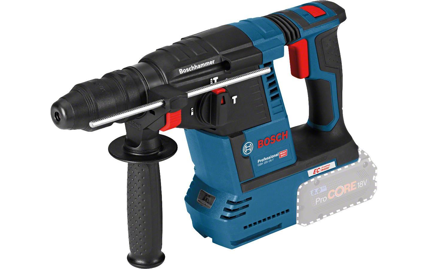 Image of Akku-Bohrhammer, Bosch Professional, »GBH 18V-26 F Solo«