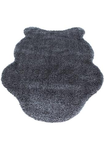 Fellteppich, »Schaffell 1000«, Ayyildiz, fellförmig, Höhe 50 mm, maschinell gewebt kaufen