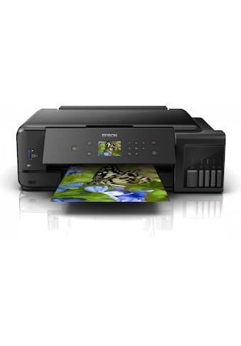 Epson Multifunktionsdrucker »EcoTank ET-7750« kaufen