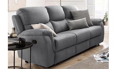 ATLANTIC home collection 3-Sitzer, mit Relaxfunktion und Federkern kaufen
