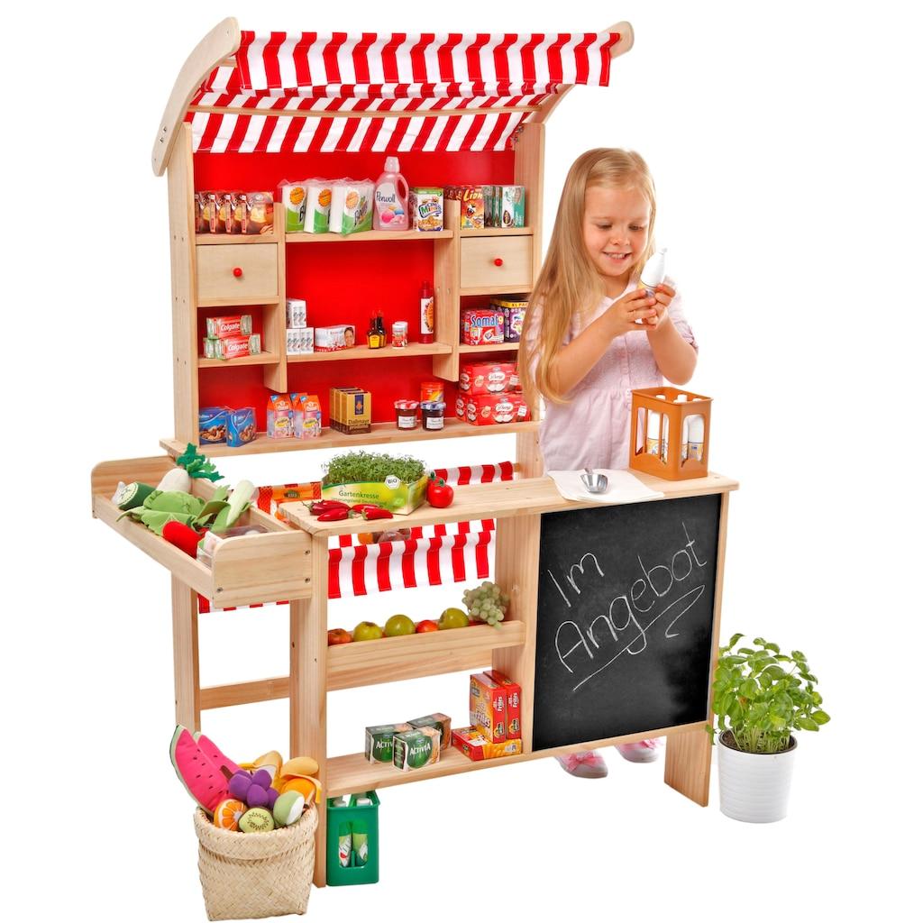 Tanner Kaufladen »Grosser Marktstand«