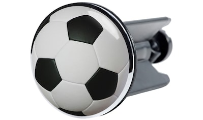 Sanilo Waschbeckenstöpsel »Fussball«, Ø 4 cm kaufen