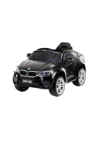 Spielzeug-Auto »BMW X6M 12V Schwarz« kaufen