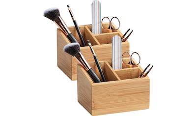 WENKO Aufbewahrungsbox »Terra«, (Set, 2 St.), Bad-Organizer kaufen