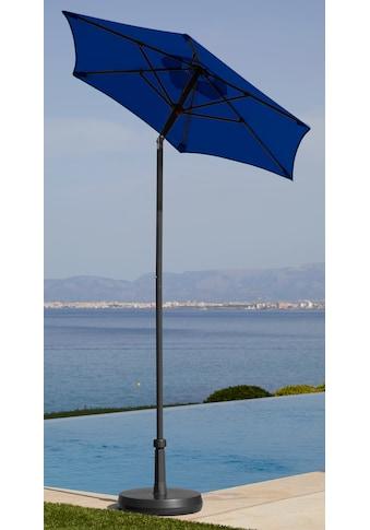GARTEN GUT Sonnenschirm »Push up Schirm Rom«, Ø 150 cm kaufen