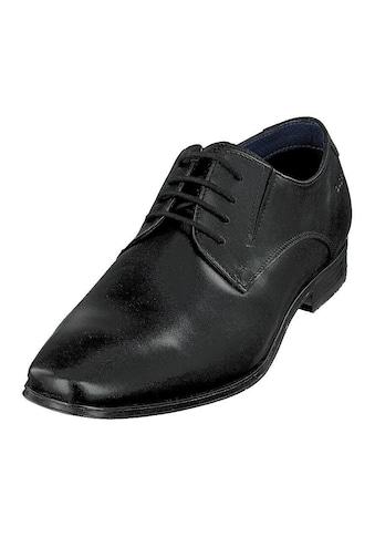 bugatti Schnürschuh »Morino«, mit flexibler Laufsohle kaufen