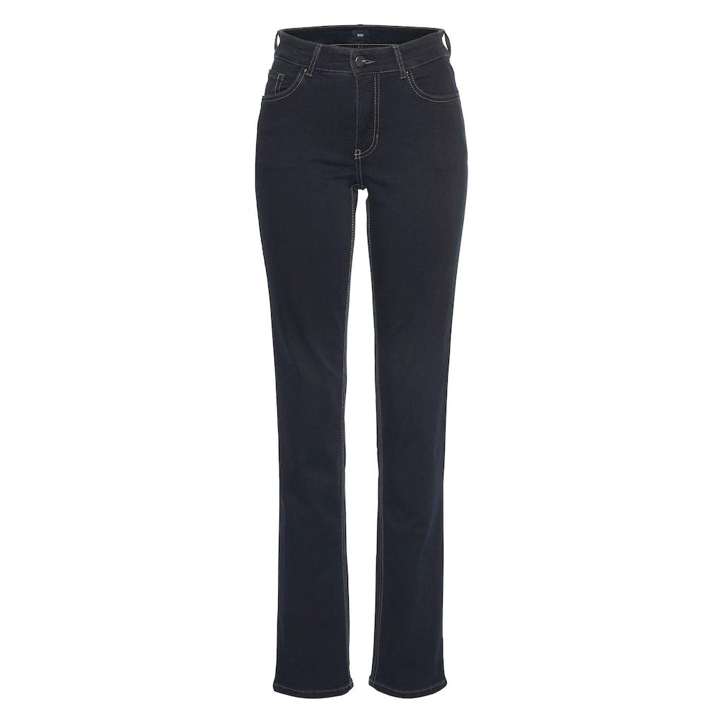 MAC Stretch-Jeans »Melanie«, Gerade geschnitten