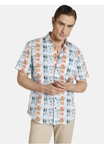 SHIRTMASTER Kurzarmhemd »icouldbeart«, Baumwollhemd aus Cotton Satin kaufen