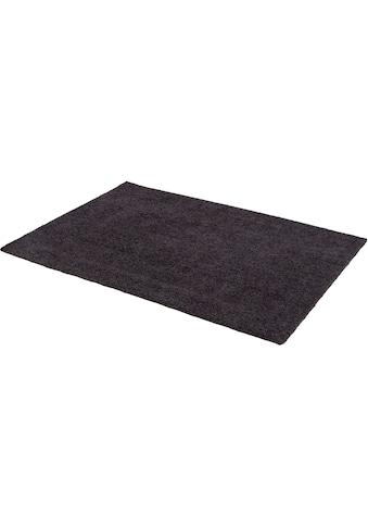 ASTRA Hochflor-Teppich »Livorno Melange«, rechteckig, 27 mm Höhe, Besonders weich durch Microfaser, Wohnzimmer kaufen